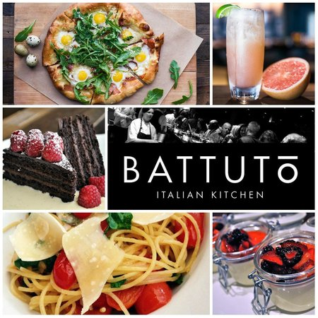 Battuto Italian Kitchen Menu