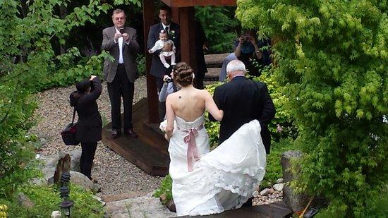 The Tuwanek Hotel : Small weddings