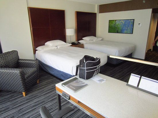 Hyatt Regency Vancouver: Room