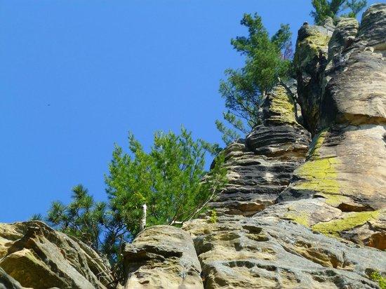 Roche-A-Cri State Park: Roche A Cri