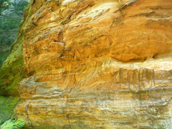Roche-A-Cri State Park: Petroglyphs Rpche A Cri