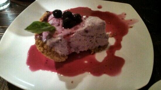 18 Seaboard : Blueberry Mousse