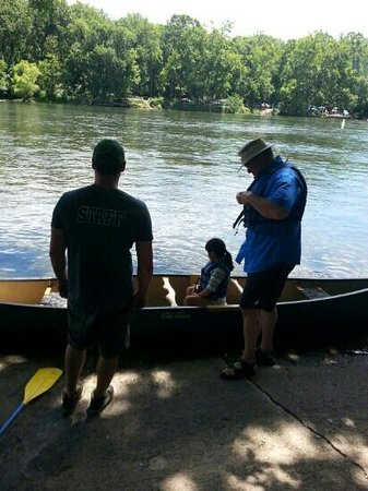Shenandoah River Outfitters, Inc.: from mile marker 11