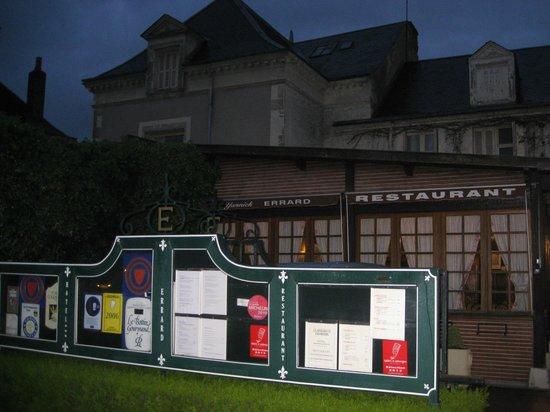 Errard hosten restaurant langeais restaurant avis num ro de t l phone photos tripadvisor - Office de tourisme de langeais ...