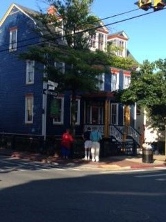 Academy Bed and Breakfast: Academy B and B in Annapolis