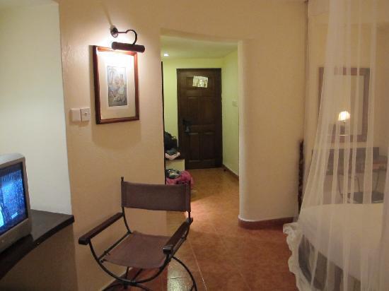 Lake Duluti Serena Hotel: room