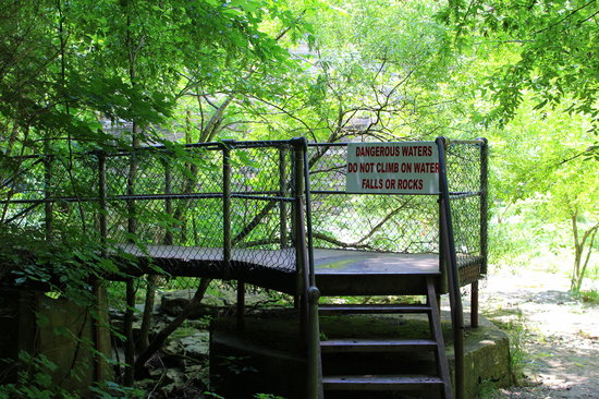 Burgess Falls State Park: Brugess Falls