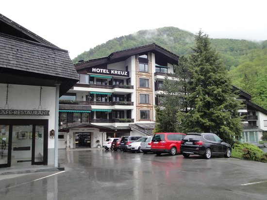 Hotel Kreuz Mellau im Bregenzerwald