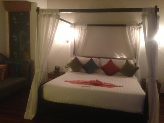 Tango Luxe Beach Villa: bedroom