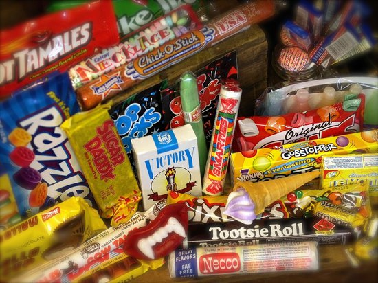Harpster, OH: Nostalgia Candies.