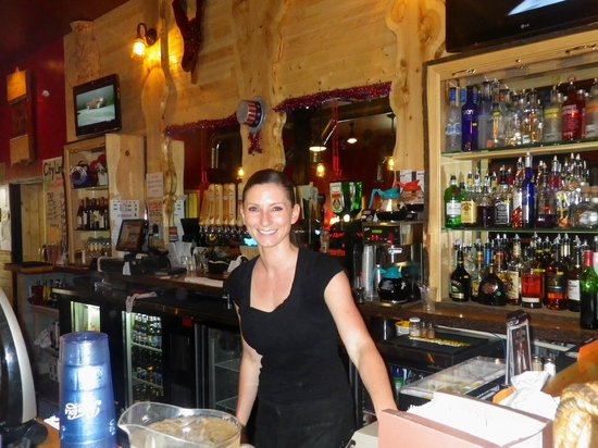 City Limits Pub : the Lady in Charge