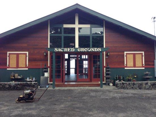 Sacred Grounds Coffee Farm
