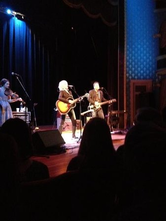 Stoughton Opera House : Lucinda Williams at the Opera House
