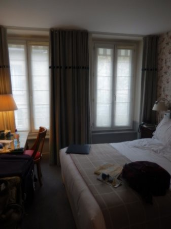 Hotel Parc St. Severin: Our room