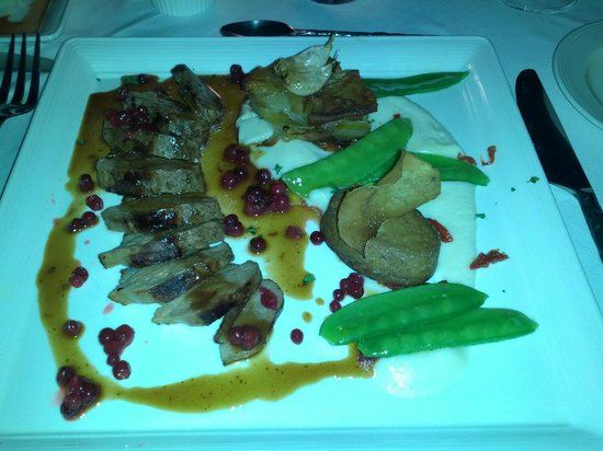 Restaurant K : Main course 2