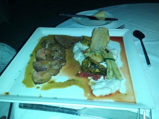 Restaurant K : Main course 1