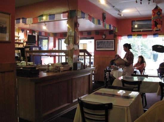 Nepal's Cafe : wonderful place to rest and eat. longtime fan,