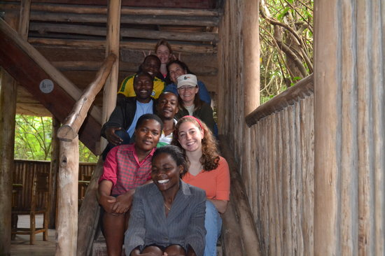 Wagtail Eco Safari Camp: Our team and friends from Wagtail!