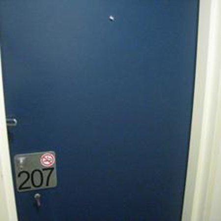 Comfort Hotel Perth City: 207号室