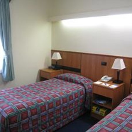 Comfort Hotel Perth City : 内装