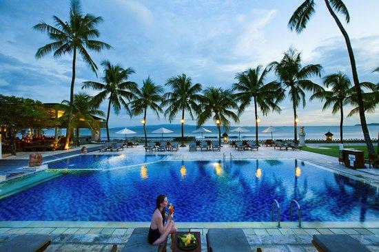 Rama Candidasa Resort & Spa: Swimmimg Pool