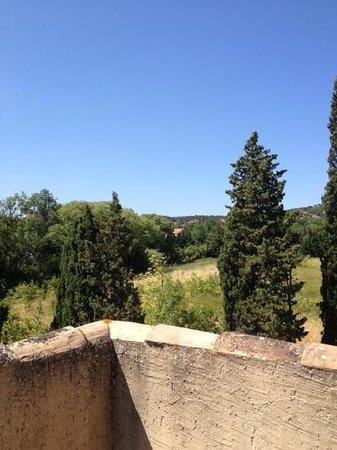 Val Baussenc : vue terrasse