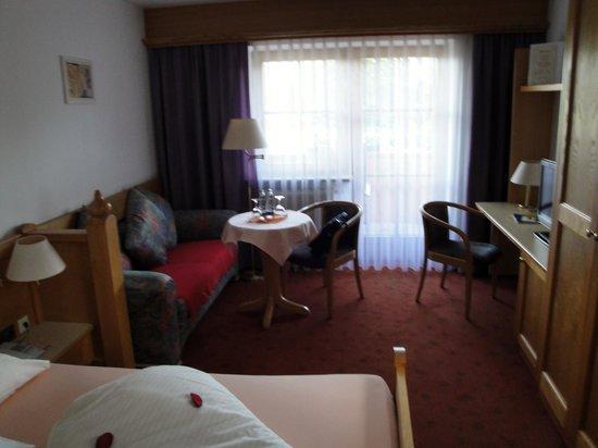 Hotel Helmerhof: Comfort room #26