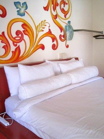 Bali Ginger Suites & Villa: bamboo linen - divine