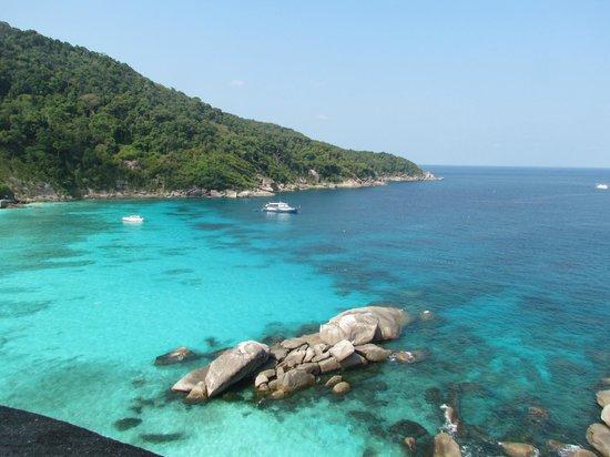 Scuba Cat Diving - Soi Watanna Shop and Classrooms : Beautiful Beach - Similan Islands