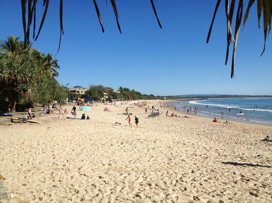 Peppers Noosa Resort and Villas: Noosa Beach 2