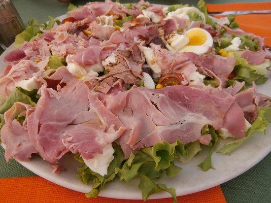 Mandrillo : Madrillo salad