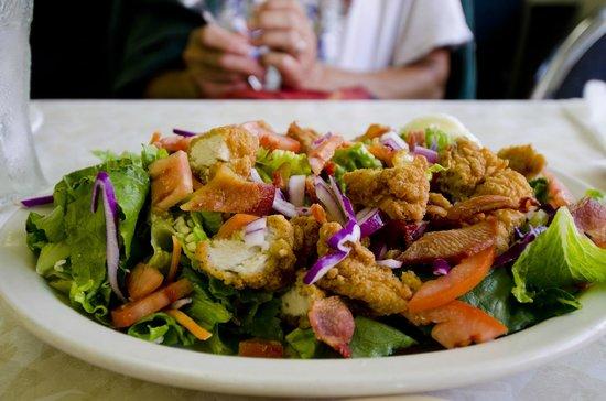 Owl Cafe : Cobb Salad