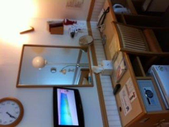 Toyoko Inn Busan Seomyeon: 部屋