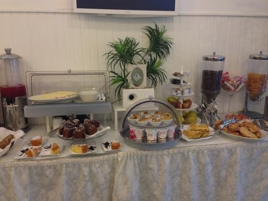 Hotel Birillo: varia colazione