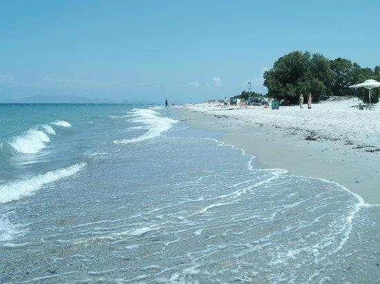 Caravia Beach Hotel: plaża