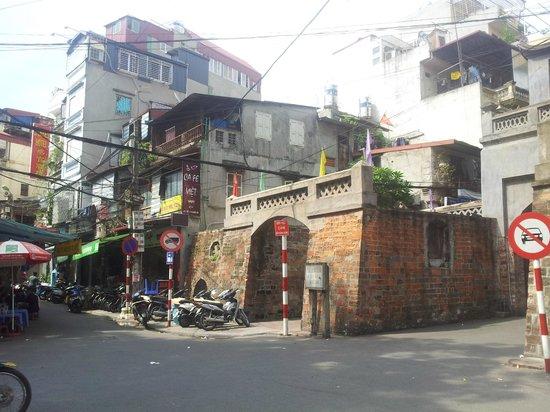 Old City Gate : gate