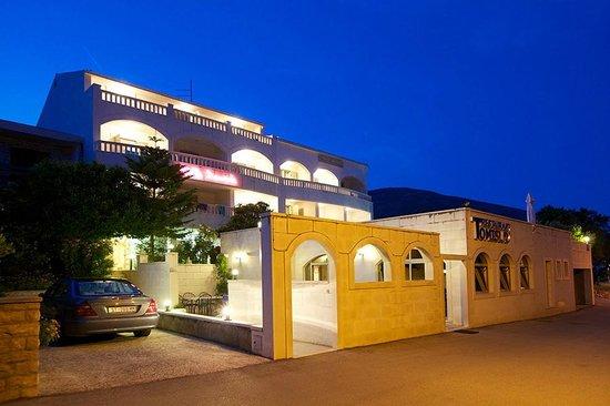 Hotel Villa Daniela: Villa Daniela