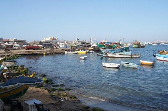 Corniche: Набережная Александрии