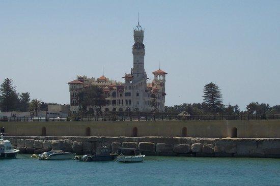 El-Salamlek Palace : Дворец Монтаза