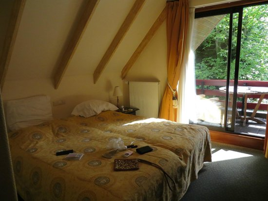 Hostellerie Schuddebeurs: Garden room