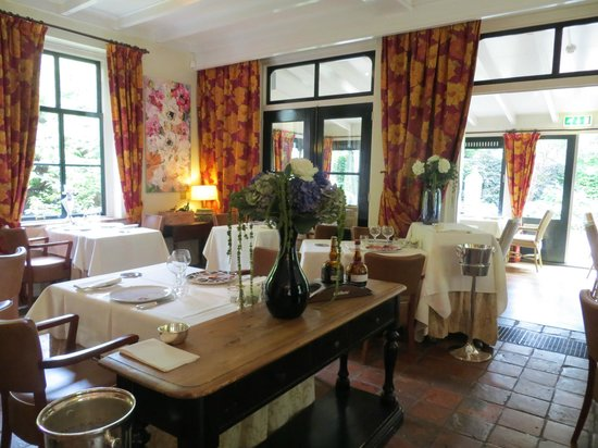 Hostellerie Schuddebeurs: Dining room