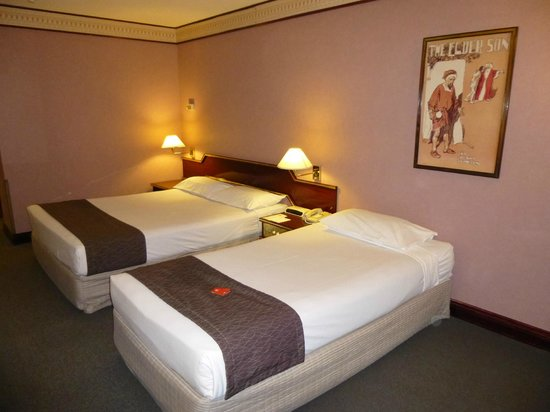 Metro Aspire Hotel Sydney: Standard room