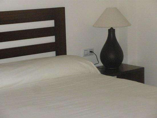 Hotel Makasa: HABITACIONES