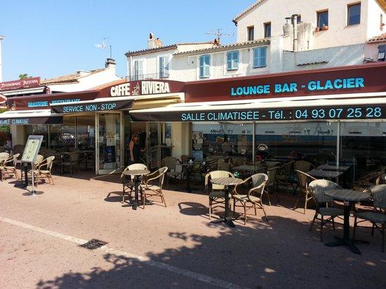 Caffe Riviera: nouveau propriétaire