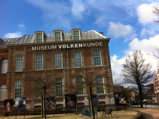 Museum Volkenkunde: the museum... (taken by me)