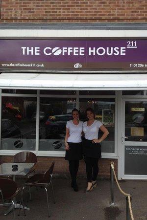 The Coffee House 211