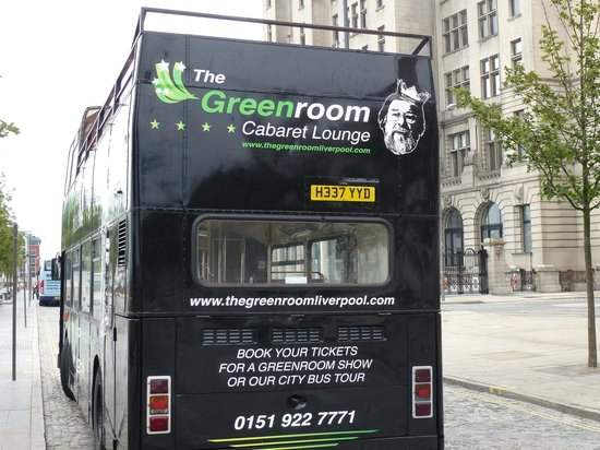 The Greenroom City Bus Tour