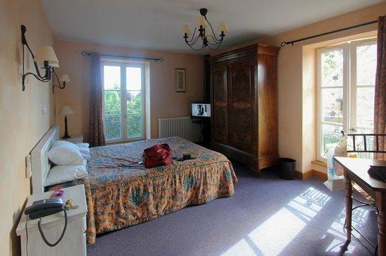 Hotel le Clos : Lovely big room