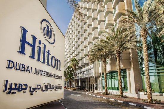 Jumeirah Resort Hotel Dubai