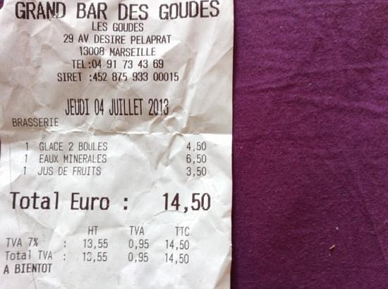Grand Bar des Goudes Photo